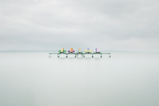 Pedal Boats, by Akos Major (Hungary)