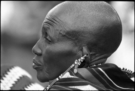 """""""Life is a gift of nature but beautiful living is a gift of wisdom."""" Malawian proverb  A Maasai elder respected for wisdom and mediation skills.  Southern Kenya, 1995"""