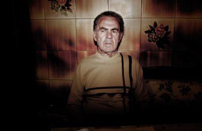 Christos Kapatos: Antonis' voice © Christos Kapatos