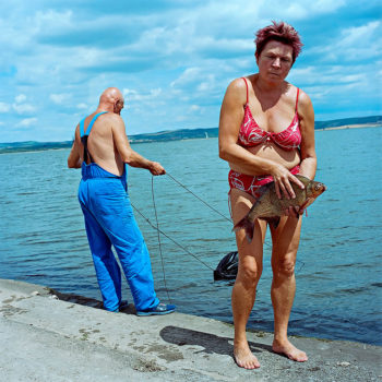 From the series: Evzen Sobek: Life in Blue
