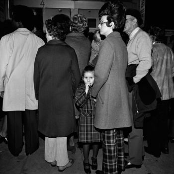 """Waiting in Line,"" Grand Ole Opry, Nashville, Tennessee, 1974"