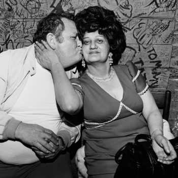 """Lovers,"" Tootsie's Orchid Lounge, Nashville, Tennessee, 1974"
