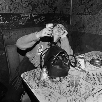 """Last Call,"" Tootsie's Orchid Lounge, Nashville, Tennessee, 1974"