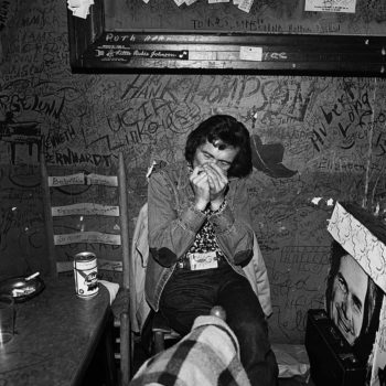 """Pitching a Song,"" Tootsie's Orchid Lounge, Nashville, Tennessee, 1974"