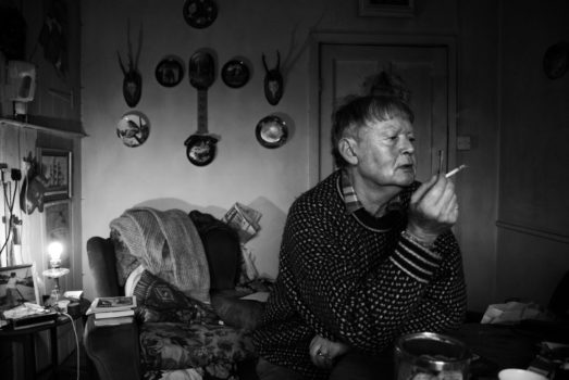From the series: J A Mortram: Small Town Inertia