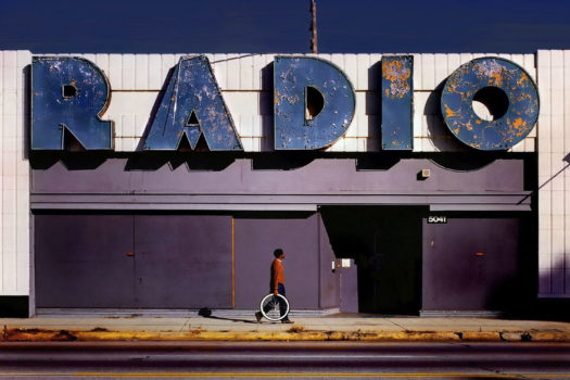 Radio, by Jody Miller (USA)