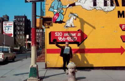 Robert Herman: The New Yorkers © Robert Herman