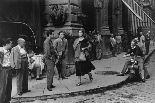 'American Girl In Italy'
