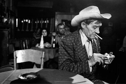 """Henry Horenstein: Honky Tonk  """"Patron,"""" Hillbilly Ranch, Boston, Massachusetts, 1972"""