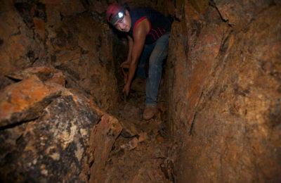 Sean Hawkey: Small-Scale Gold Mining © Sean Hawkey