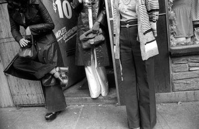 Leland Bobbe: New York City's Seamy 70s © Leland Bobbe