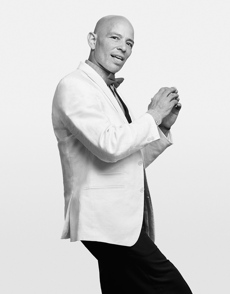 Arthur Aviles, award-winning dancer and choreographer, mentor