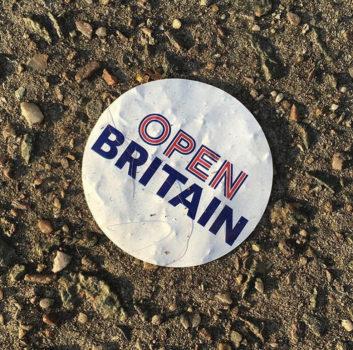 Brexit Sticker