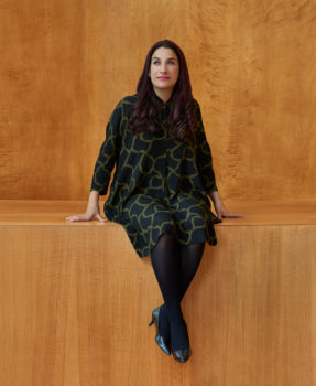 Luciana Berger, MP for Liverpool Wavertree, by Emma Blau