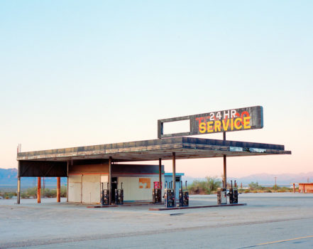 From the series: Rob Hann: Last Chance Texaco