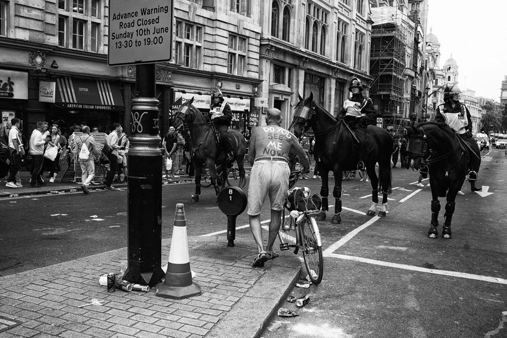 Free Tommy Robinson,  aka Stephen Yaxley-Lennon, London, 2018