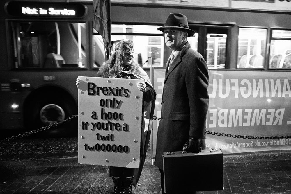 Second Parliament Brexit Vote, London, 2019