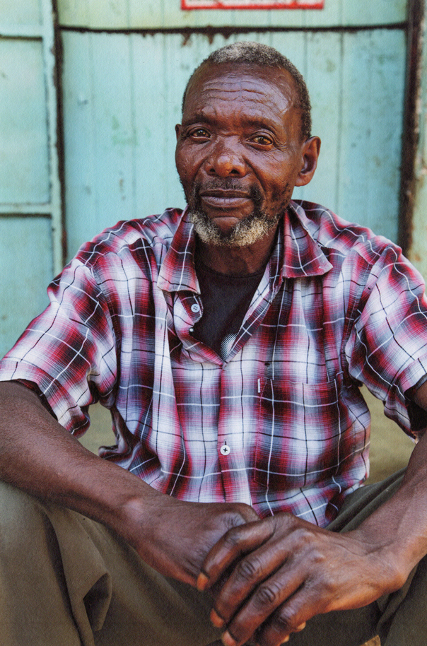 "SOLD Claudia Paul: Kibosho-Umbwe, Tanzania. 11x7"", signed. @claudiacpaul"