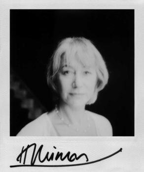 "Henny Garfunkel: Helen Mirren. 4x5"". @hennygarfunkel"