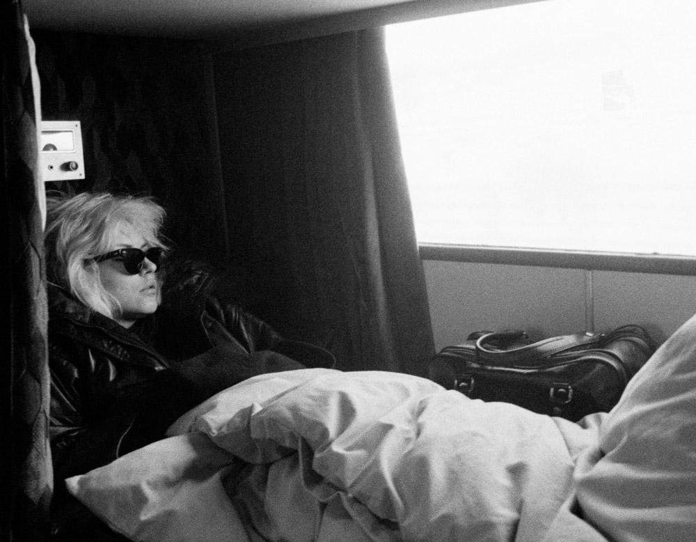 Debbie Harry, England, 1980 © Bob Gruen