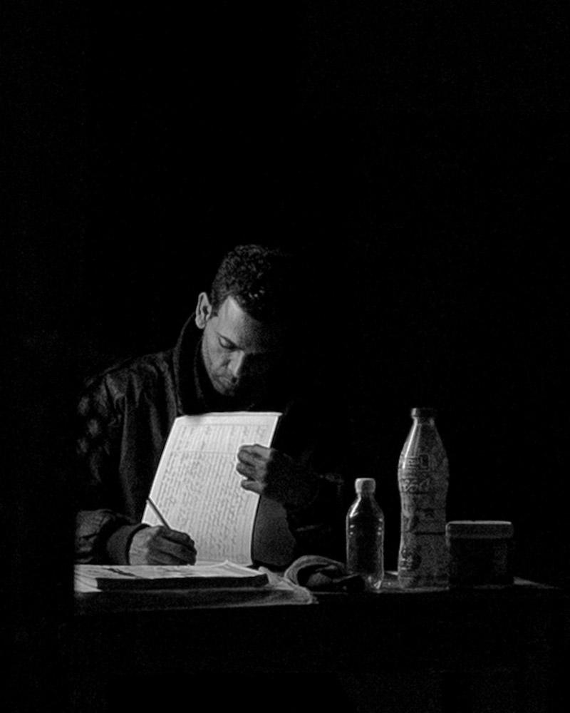 Nightwatchman,  Havana, Cuba