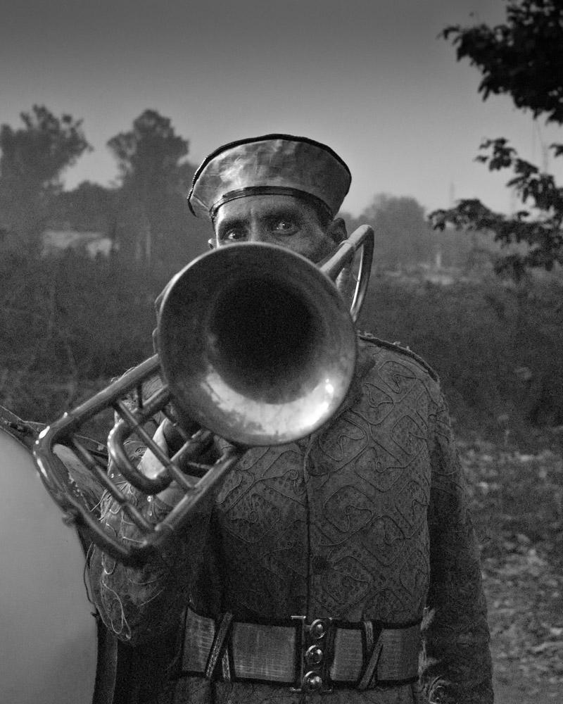 Wedding Musician, Agra, India
