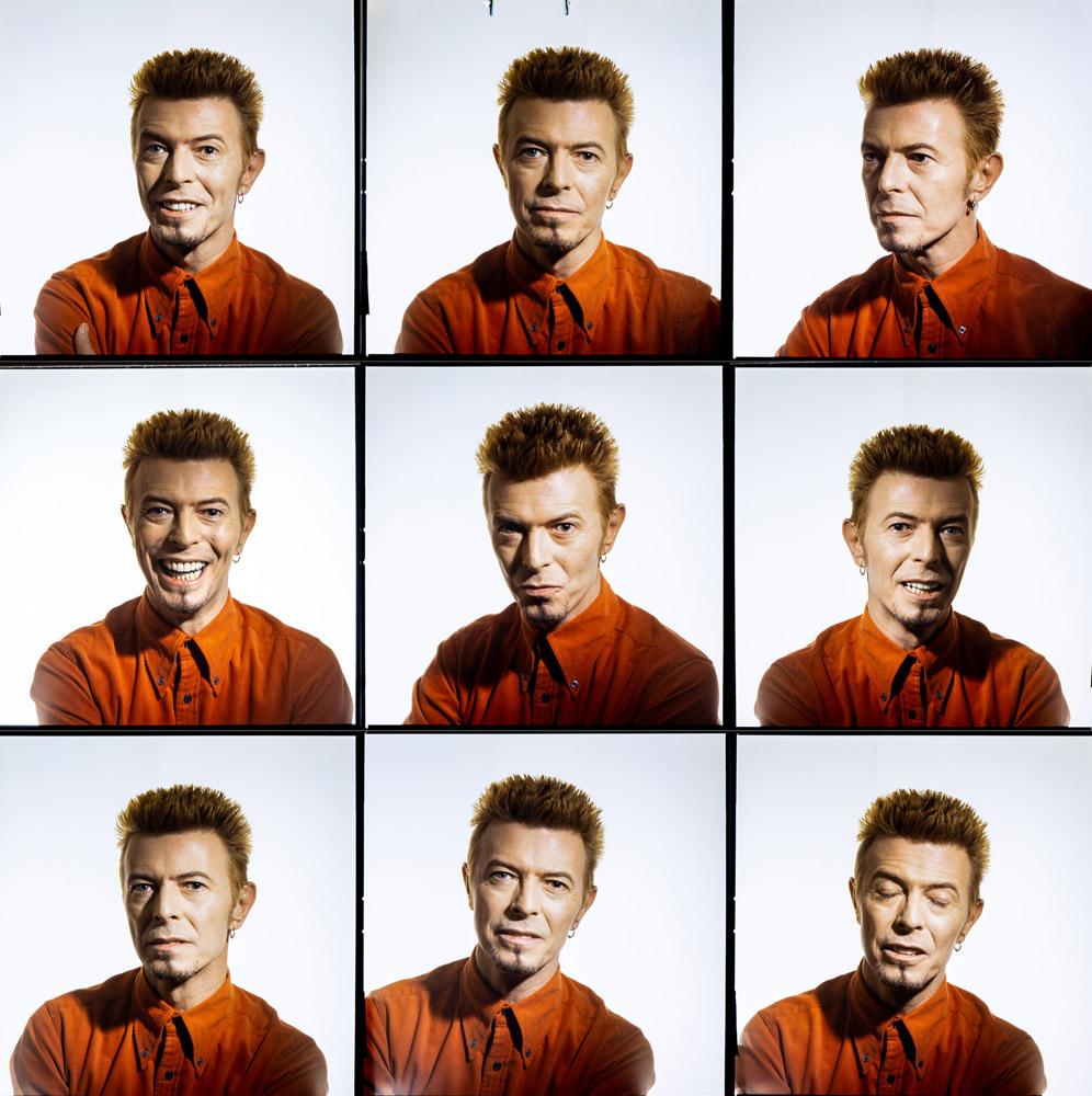 David Bowie, NY, 1997 © Michael Benabib. SOLD OUT!