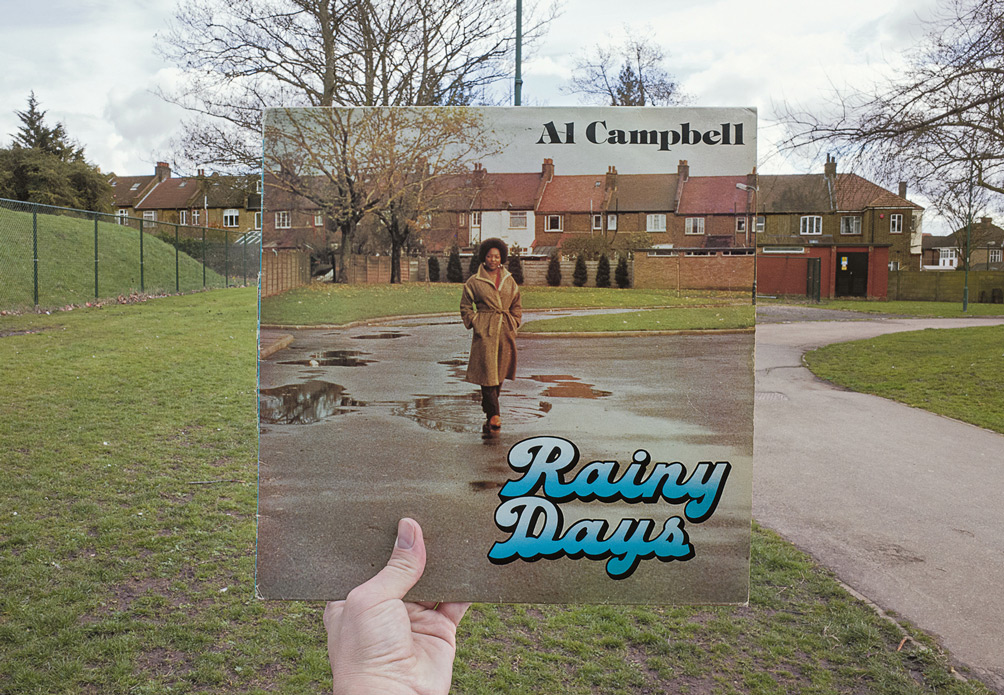 From the series: Alex Bartsch: Retracing Reggae Record Sleeves