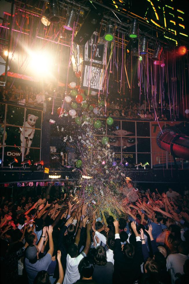 Club USA, 1993
