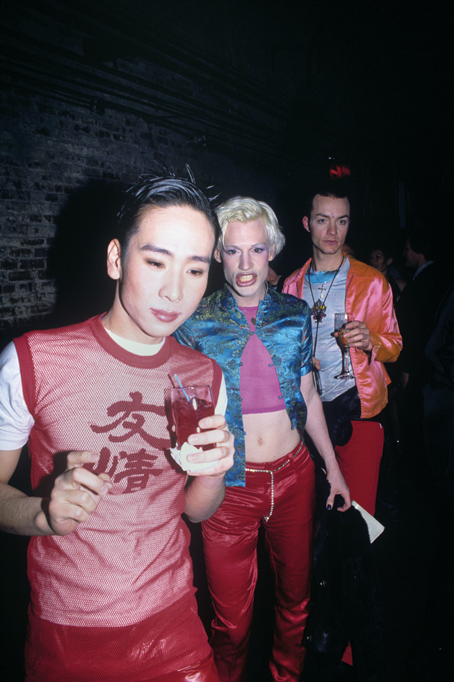 Sushi, Richie Rich, and Ernie Glam,