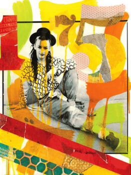 """""""Colour by Numbers"""" Boy George remixed by Cey AdamsFollow Cey"""