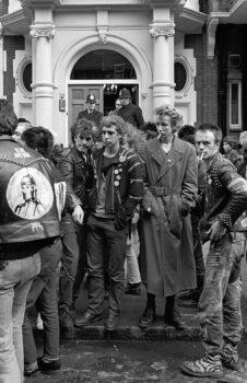 Sid Vicious Memorial March, 1979