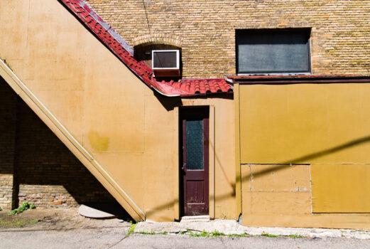 From the series: W. Scott Olsen: Difficult Doors