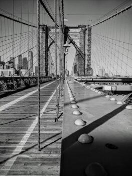 "Brooklyn Bridge by Benjamin Oliver. 11""x14"" archival digital print, signed. $200 donationSOLD  @benjaminoliverphoto"