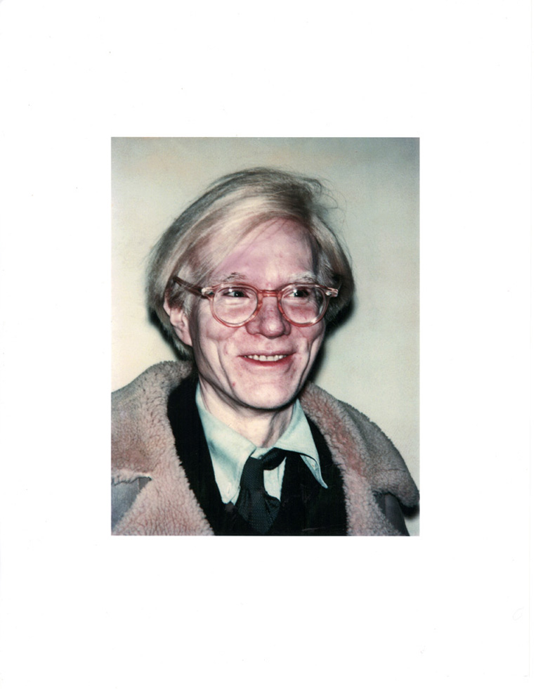 """Andy Warhol by Bobby Grossman. 11""""x14"""" archival digital print, signed, editioned A/P. $200 donationSOLD   @bobby_grossman"""