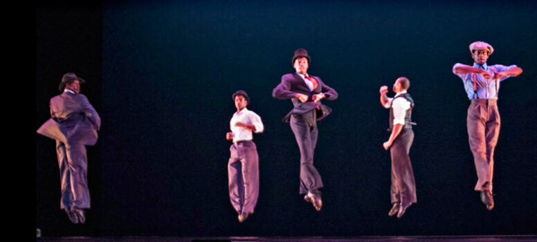 """Five Dancers"""