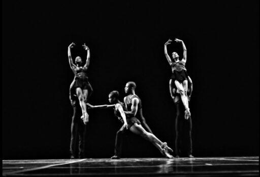 """Six Dancers""Visit Lee's website"