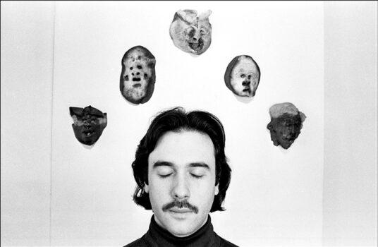 Robert Sherman, 1978, by George Malave
