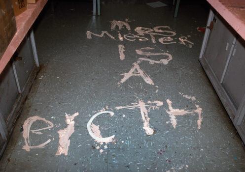 MRS Miesler IS A BictH. IS 291, Bushwick, Brooklyn NY, 1990